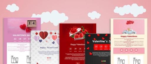 Melhores Ideias para um Noticiário de Dia dos Namorados para a sua Campanha por E-mail