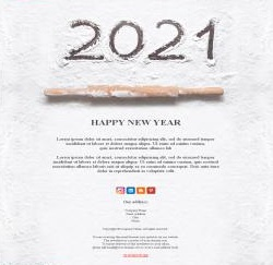 New Year 2021 medium 01
